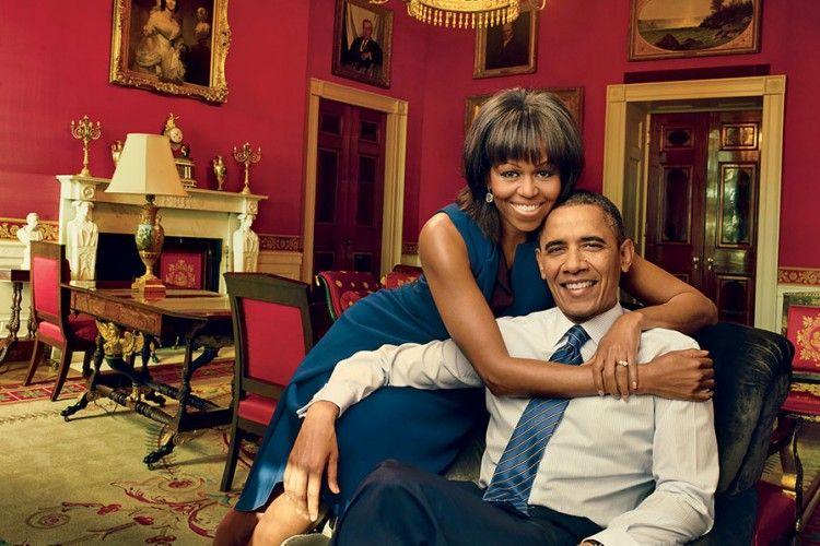 Rayakan Ulang Tahun Pernikahan ke-24, Inilah Hal Romantis yang Dilakukan Presiden Obama