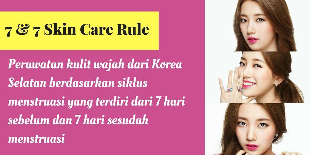 Tips Cewek Korea Menjaga Kesehatan Kulit Selama Haid