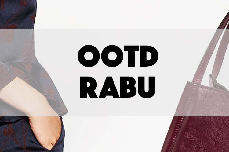 Inspirasi OOTD dengan Mix and Match Pattern Trousers di Hari Rabu
