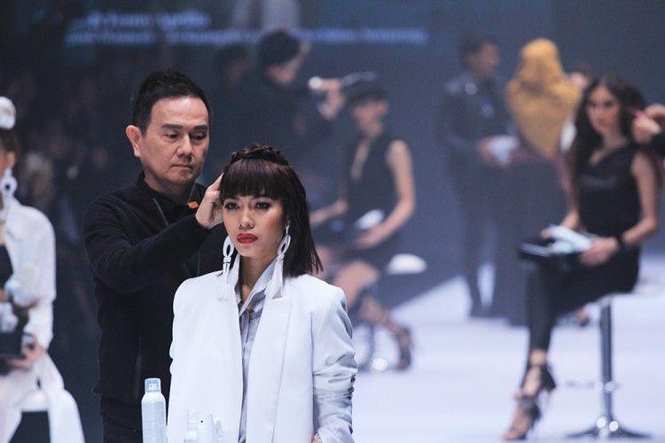 L'oreal Kenalkan Teknik Hair Contouring Sebagai Tren di  Tahun 2017