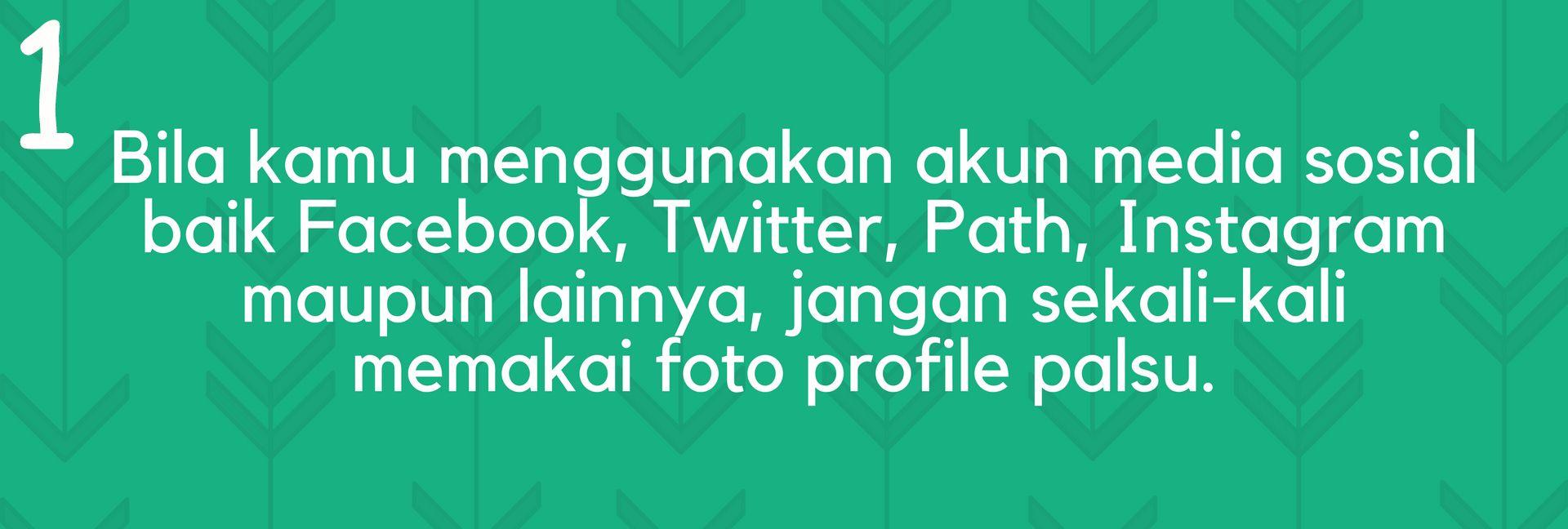Ikuti 7 Aturan Main Ini Untuk Kamu yang Sering Cari Jodoh di Media Sosial, Jangan Sampai Jadi Korban!