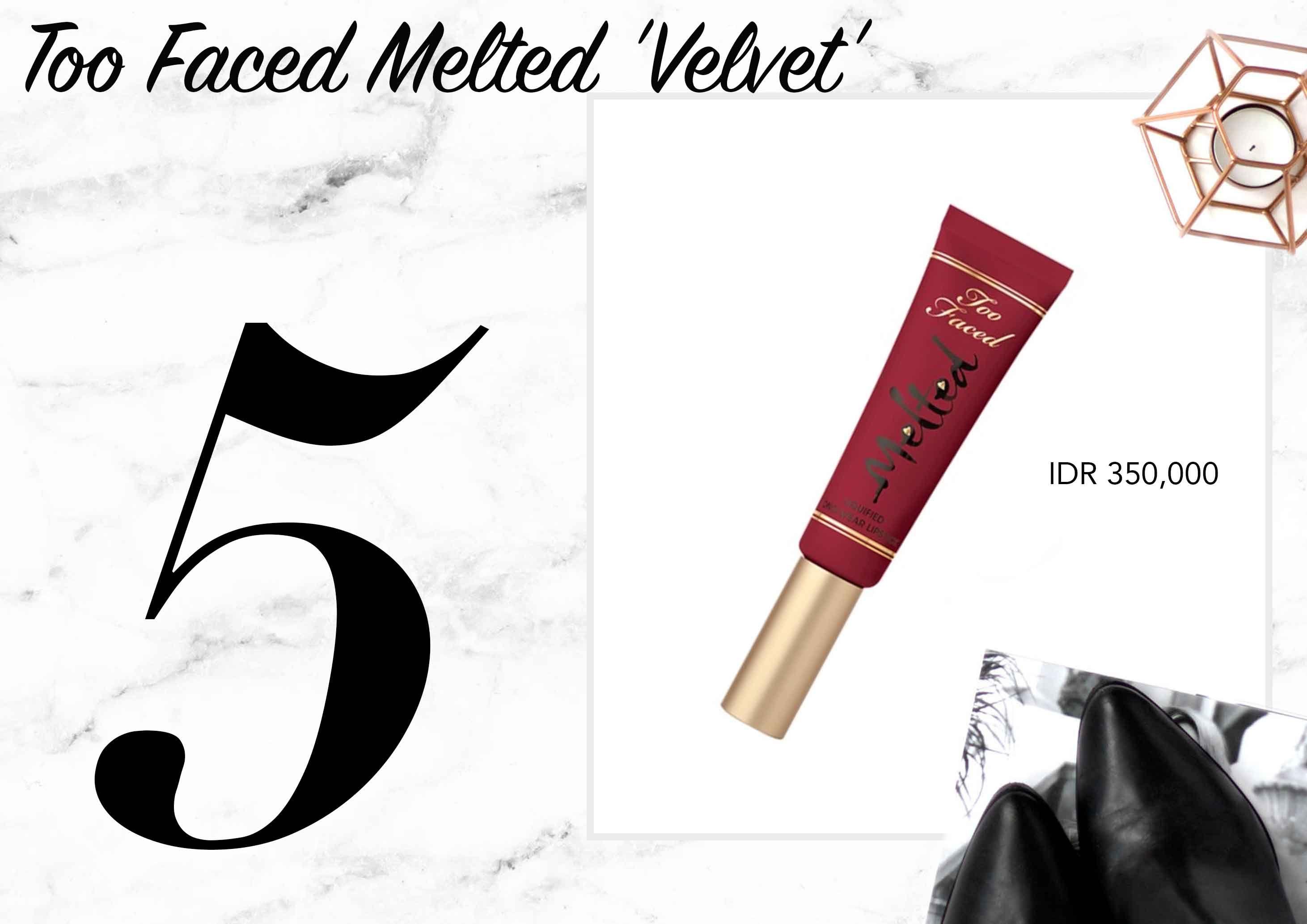 8 Produk Lipstick Berwarna Gelap Ini Akan Membuat Kulit Tampak Lebih Cerah
