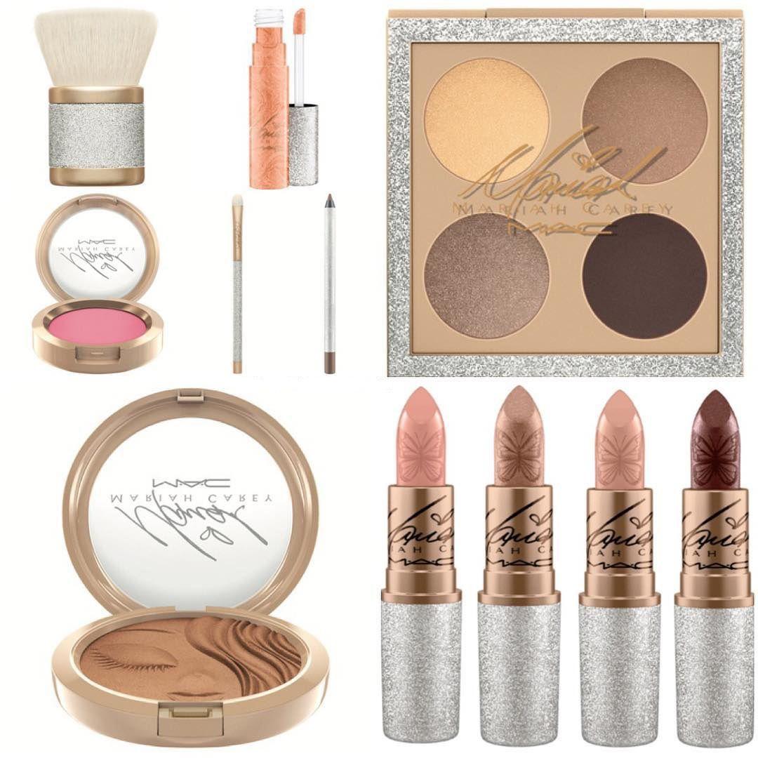 Mewah dan Glamor, Mac Hadirkan Koleksi Kolaborasi Kosmetik Terbarunya Bersama Mariah Carey