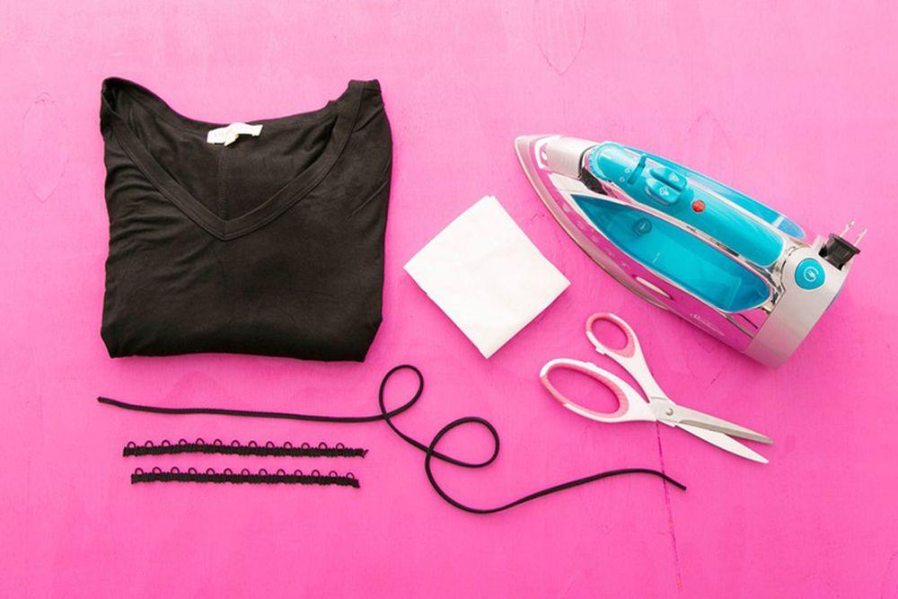 Tutorial Membuat Lace up Top yang Mudah dan Simpel ala Popbela