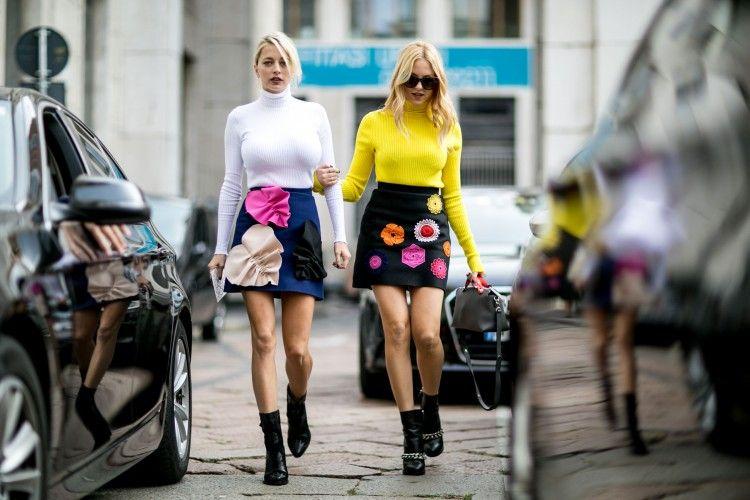 4 Trik Fashion yang Bisa Kamu Coba untuk Menyamarkan Payudara Besar