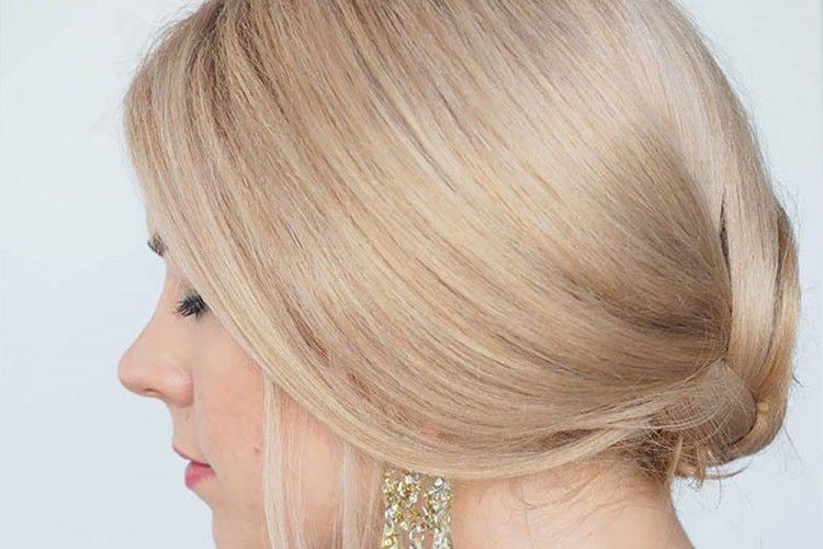 Tutorial Rambut Kepang yang Mudah dan Cepat untuk Kebaya