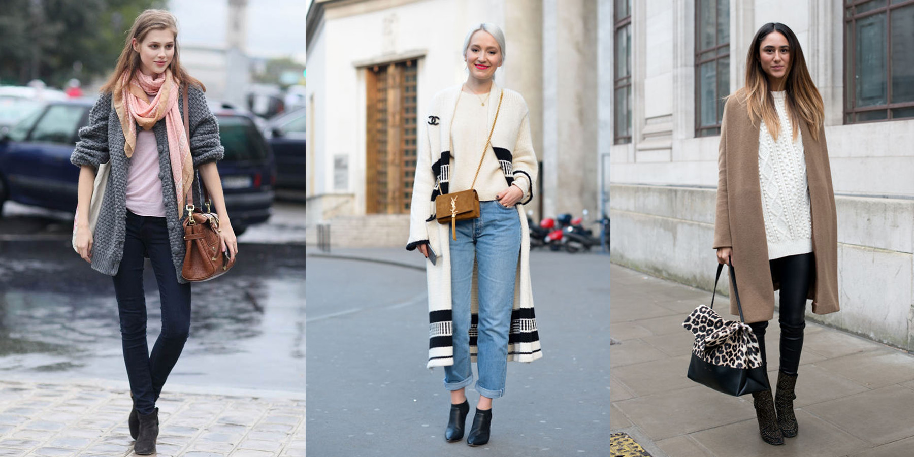 Coba Yuk 5 Tips Styling Agar Cardigan Kamu Tidak Terlihat Kuno