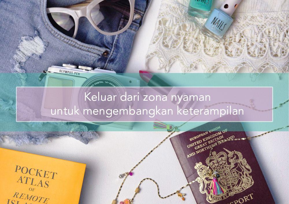 Ingin Jadi Traveller? Simak Kisah dari 3 Wanita Ini Dulu Yuk