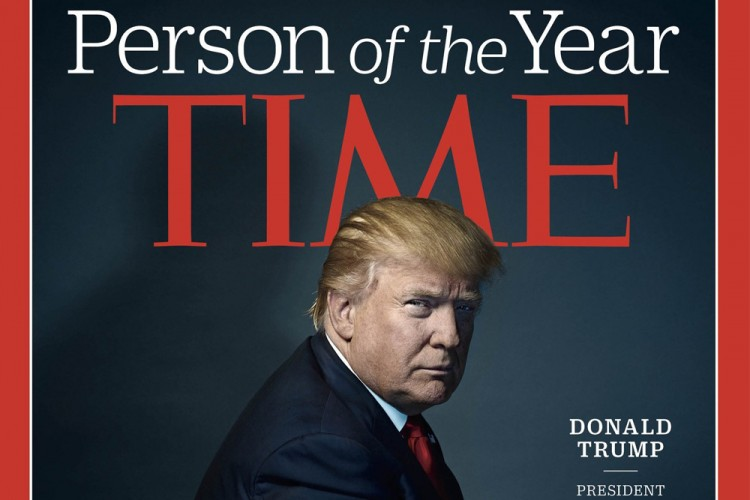 "Inilah Tolak Ukur Majalah TIME Memilih Donald Trump Sebagai ""Sosok Tahun 2016""!"