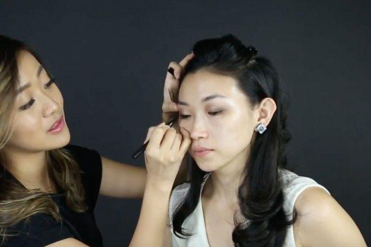Exclusive dari Archangela Chelsea: 24/7 Party Makeup Look feat. Catherine Sumitri