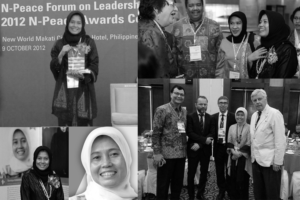 Inilah Pejuang Hak Perempuan Indonesia di Daerah Rawan Konflik yang Wajib Kamu Tahu