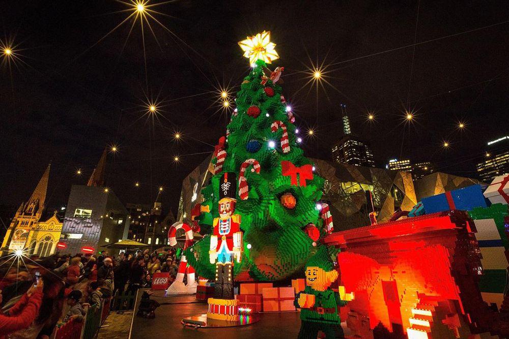 Wow! 6 Dekorasi Natal Menawan dari Seluruh Dunia