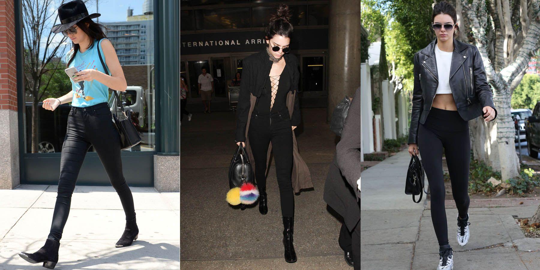 Ini Gaya Keren Kendall Jenner yang Nggak Ada Matinya!