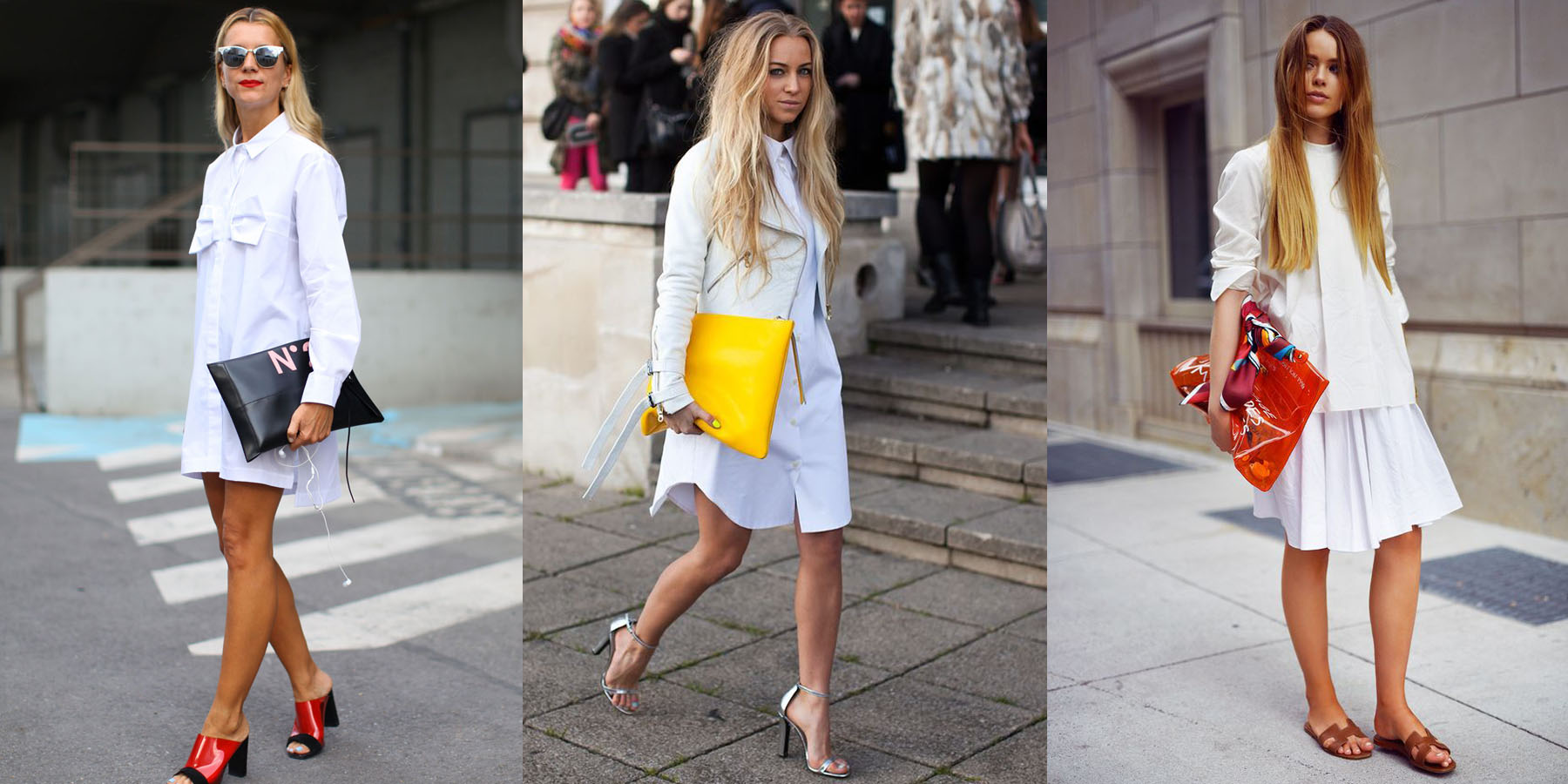 Yuk, Tampil Lebih Chic dengan White Dress!