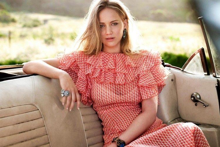 Anti Mainstream, Begini Cara Jennifer Lawrence Memaknai Tahun Baru
