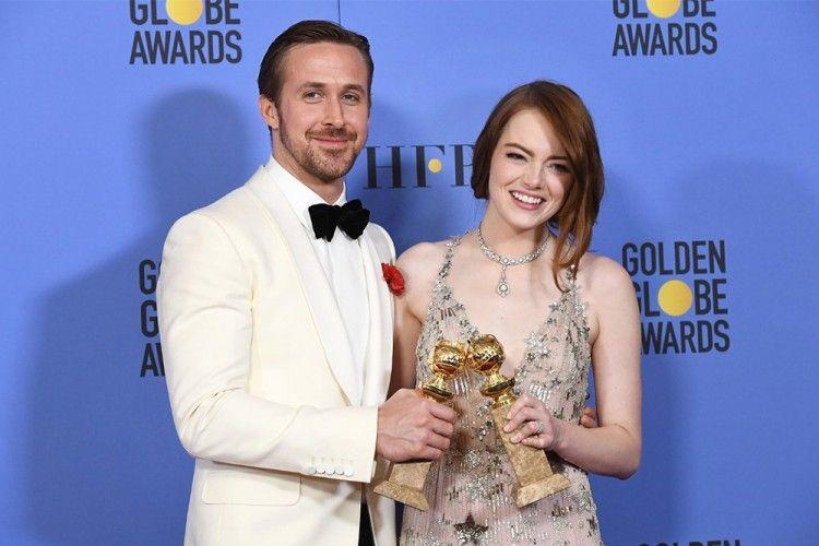 Ini Daftar Aktris yang Berhasil Raih Penghargaan Golden Globes!