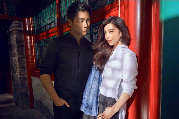 Tampil Mesra! Fan Bingbing & Li Chen Bintangi Kampanye Iklan H&M Chinese New Year