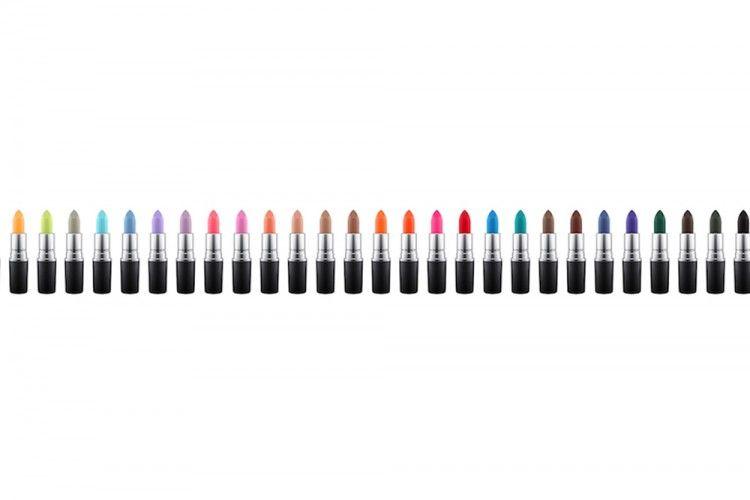 Terinspirasi dari Pelangi, Kosmetik Mac Hadirkan Koleksi Lipstik Terbaru