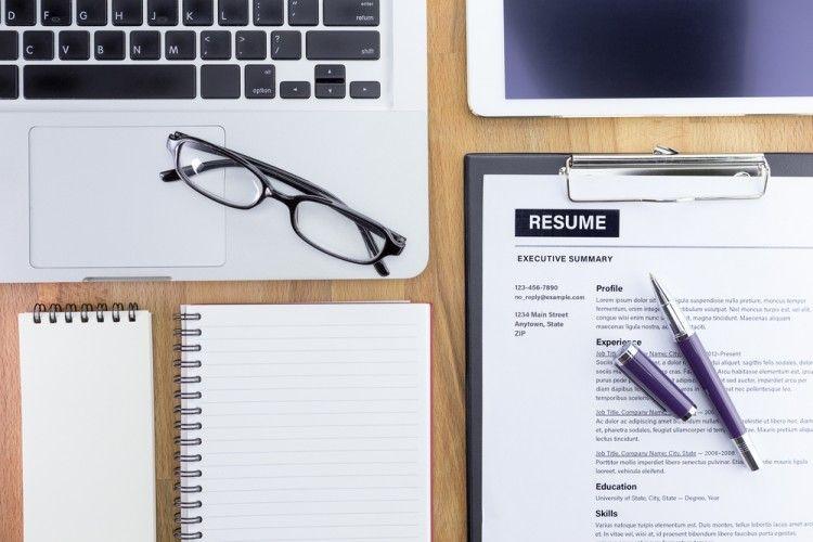 5 Hal yang Pertama Kali Dilihat Perusahaan dalam Resume Pelamar