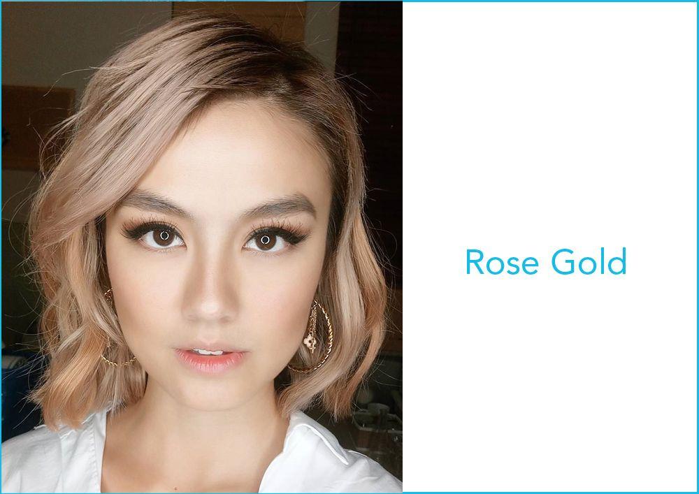 5 Warna Rambut Agnes Monica Ini Bisa Jadi Inspirasimu Di 2017