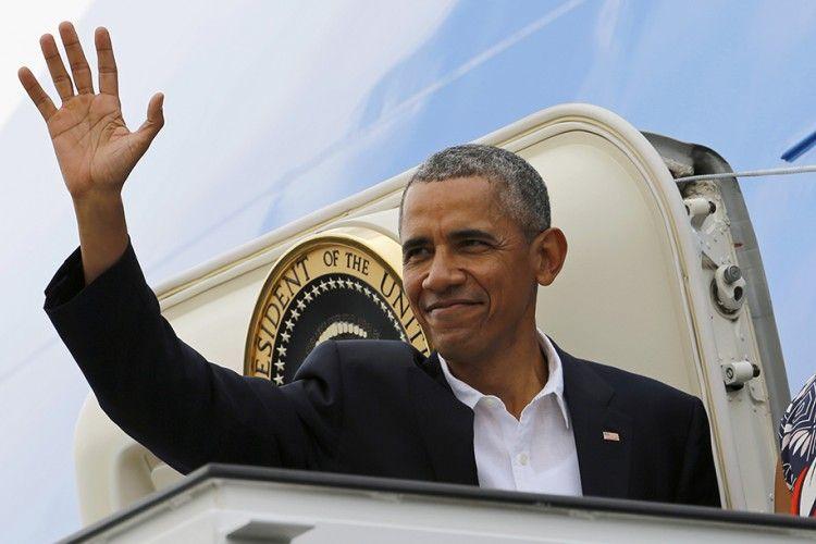 Inilah yang Dilakukan Obama di Hari Terakhirnya sebagai Presiden