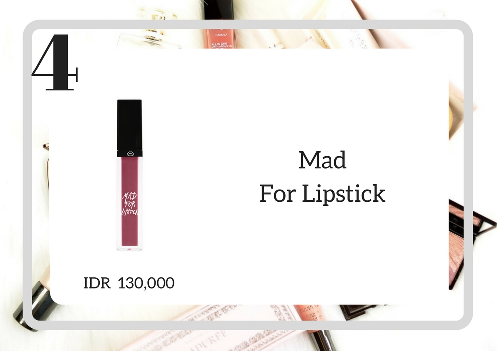 4 Produk Matte Liquid Lipstik Lokal Terbaru yang Wajib Dicoba