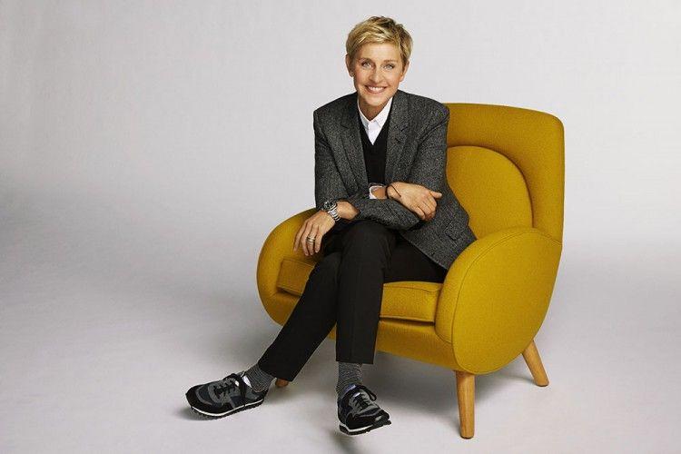 5 Alasan Warga Amerika Serikat Menjadikan Ellen DeGeneres sebagai Role Model
