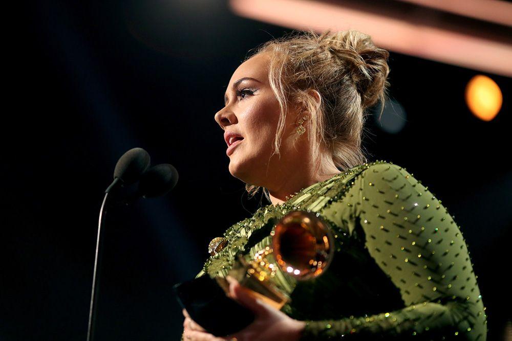 Ini Keseruan Grammy Awards! Dari Piala Patah Sampai Beyonce Bernyanyi di Kursi Kemiringan 30 Derajat!