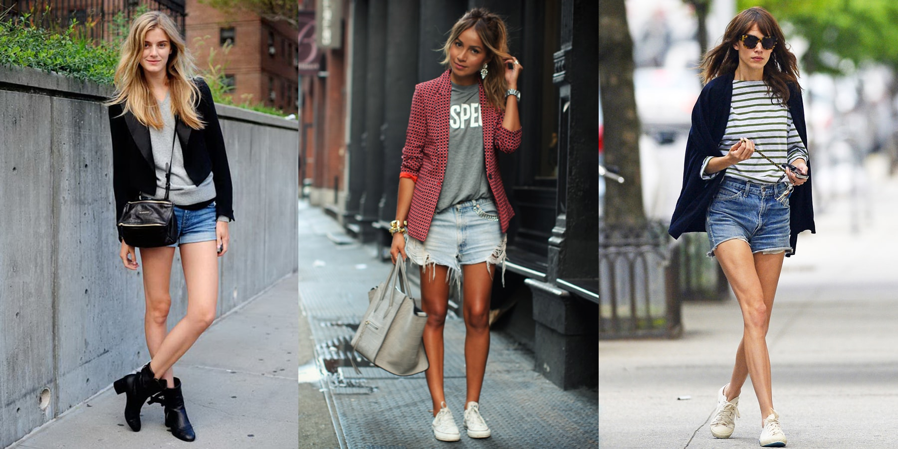 Ini Inspirasi Terbaru Buat Kamu yang Hobi Pakai Celana Pendek