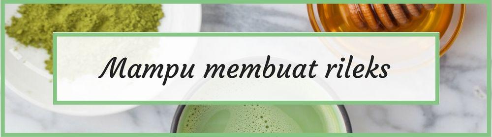 5 Manfaat Mengonsumsi Matcha yang Perlu Kamu Tahu