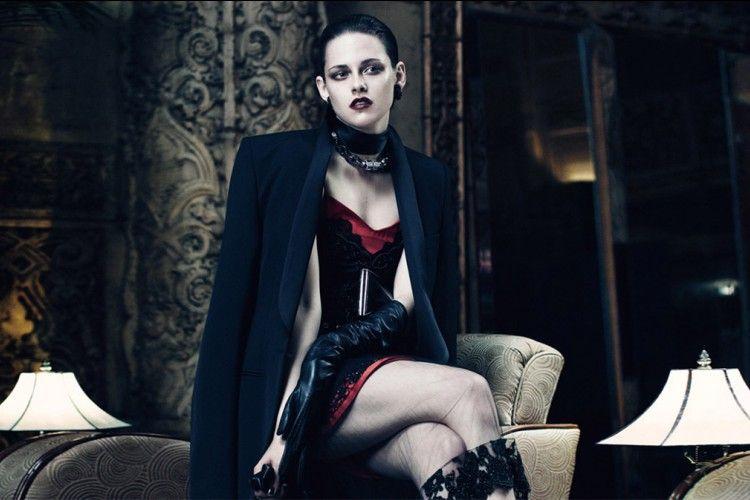 Curi Inspirasi Bergaya Gothic dari Para Selebriti