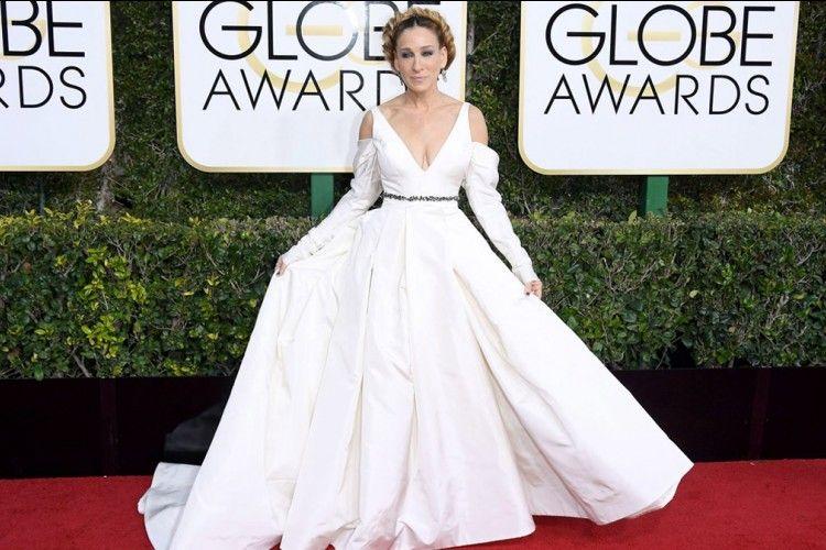 Fabulous! Inilah 10 Gaun Paling Ikonik yang Pernah dikenakan Sarah Jessica Parker