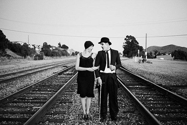 Foto-foto Pre-Wedding yang Terinspirasi dari Film Hollywood