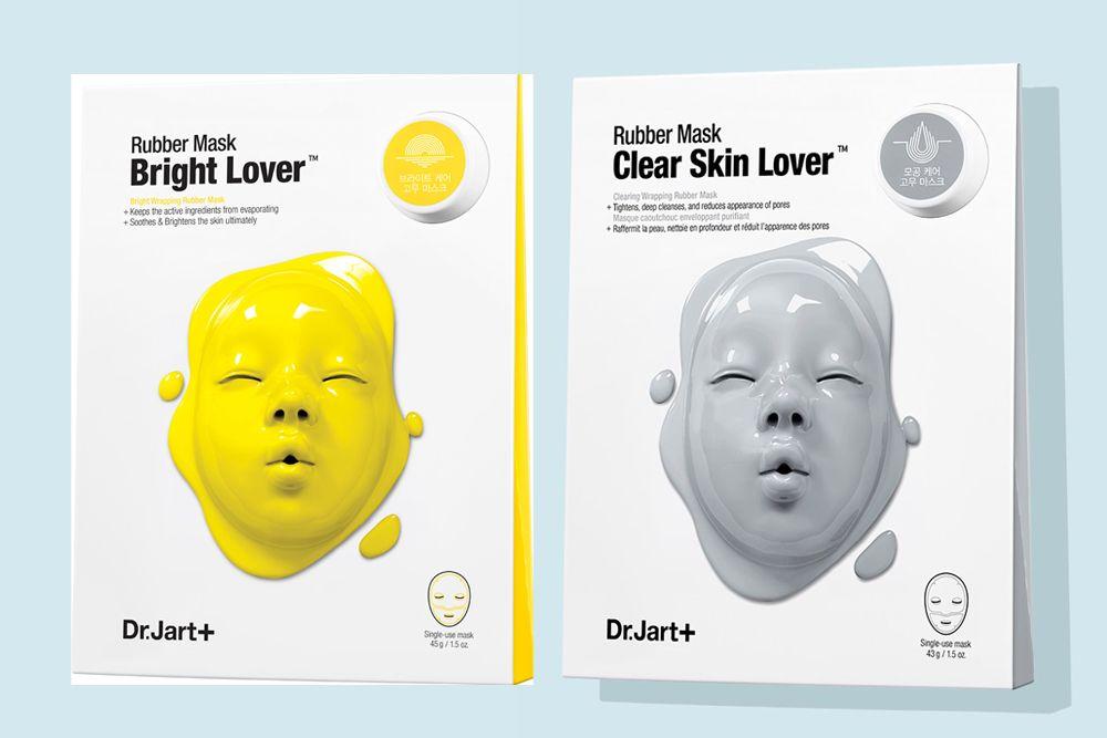 Wajah Mulus dan Kenyal dengan Masker Bayi dari Dr Jart+