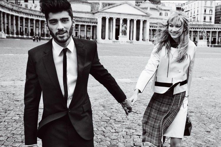 Nggak Cuma Jago Pamer Kemesraan, Ini Rahasia Gigi Hadid dan Zayn Malik Terlihat Fashionable