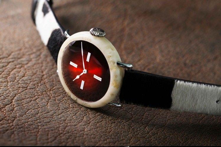 Terbuat dari Keju, Jam Tangan Ini Bikin Kamu Takjub