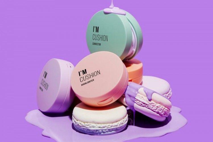 Produk Kecantikan Asal Korea Tawarkan Bb Cushion Bentuk Macaron