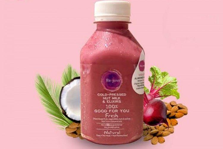 Rahasia Tubuh dan Wajah Lebih Segar dengan Minum Violet Drink dari Re.juve dan Popbela