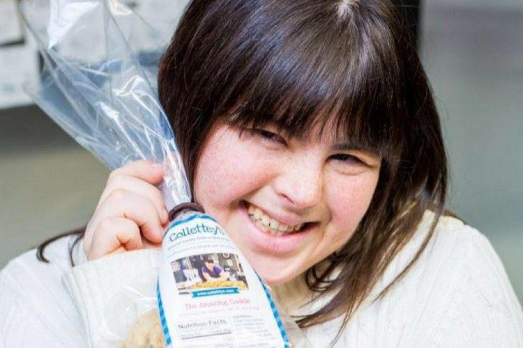 Belajar dari Collette Divitto Yuk! Penyandang Down Syndrome yang Sukses Raih Mimpinya