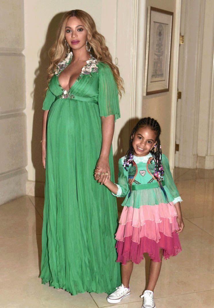 Sedang Hamil Kembar, Penampilan Beyonce Kian Mewah!