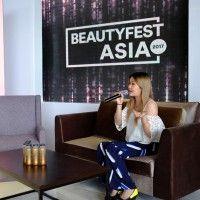 BFA 2017: Isi Talkshow BeautyFest Asia, Michimomo Buat Keseruan di Mini Stage!