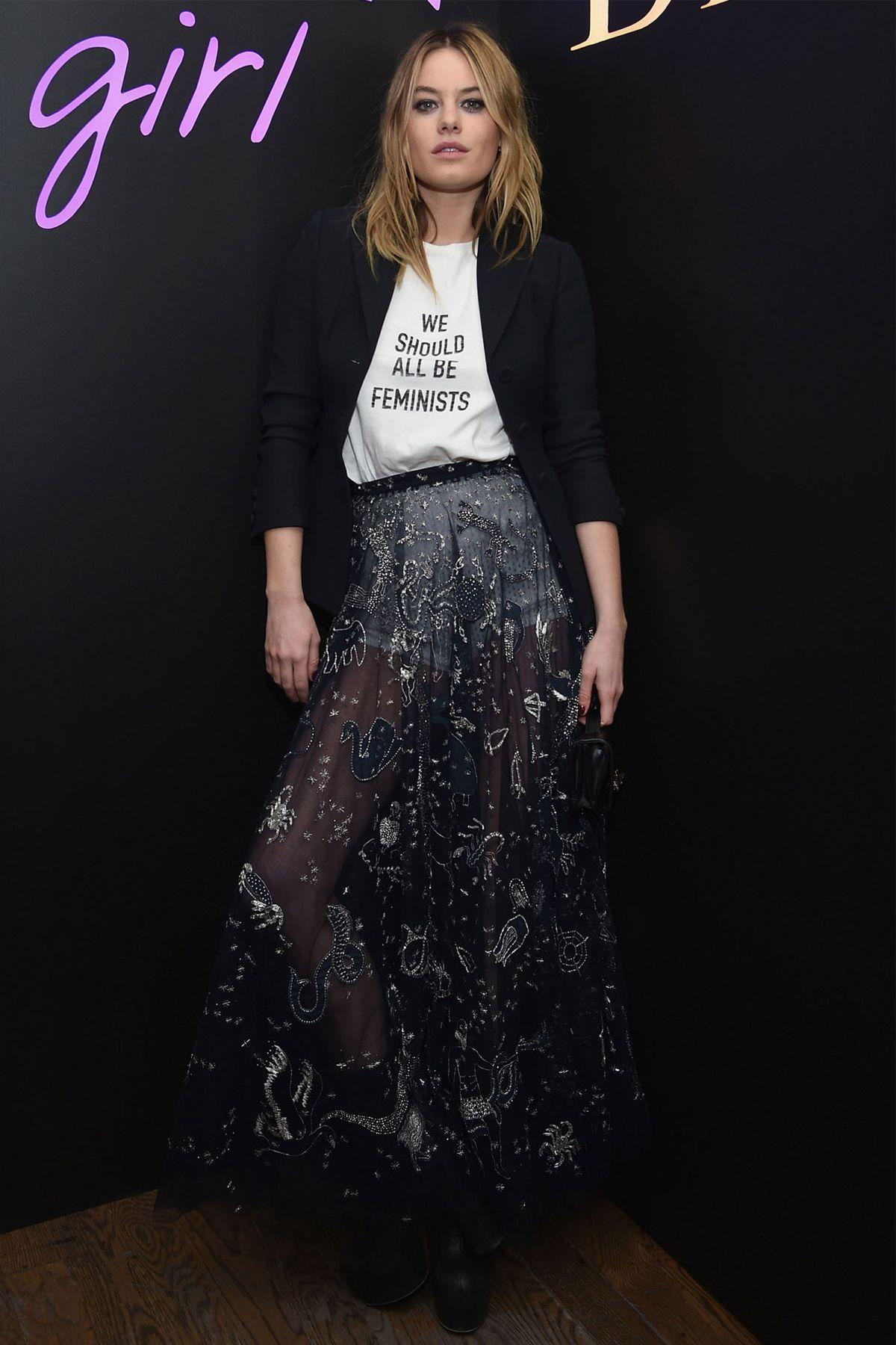 Keren! Kaos Untuk Para Feminist Ini Sedang Tren
