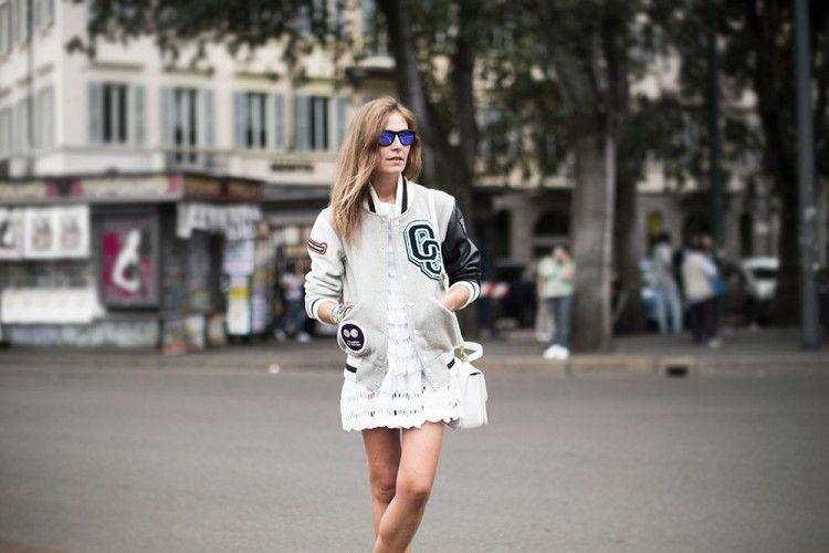 Buat Gayamu Makin Keren dengan Varsity Jacket