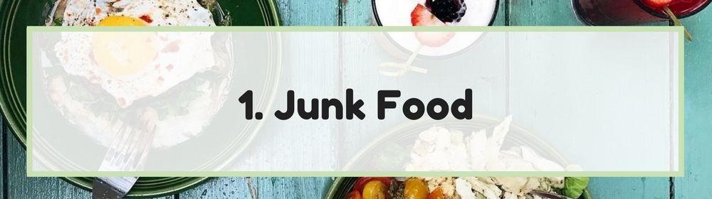 Tinggalkan 4 Makanan ini Jika Tidak Mau Kehilangan Konsentrasi