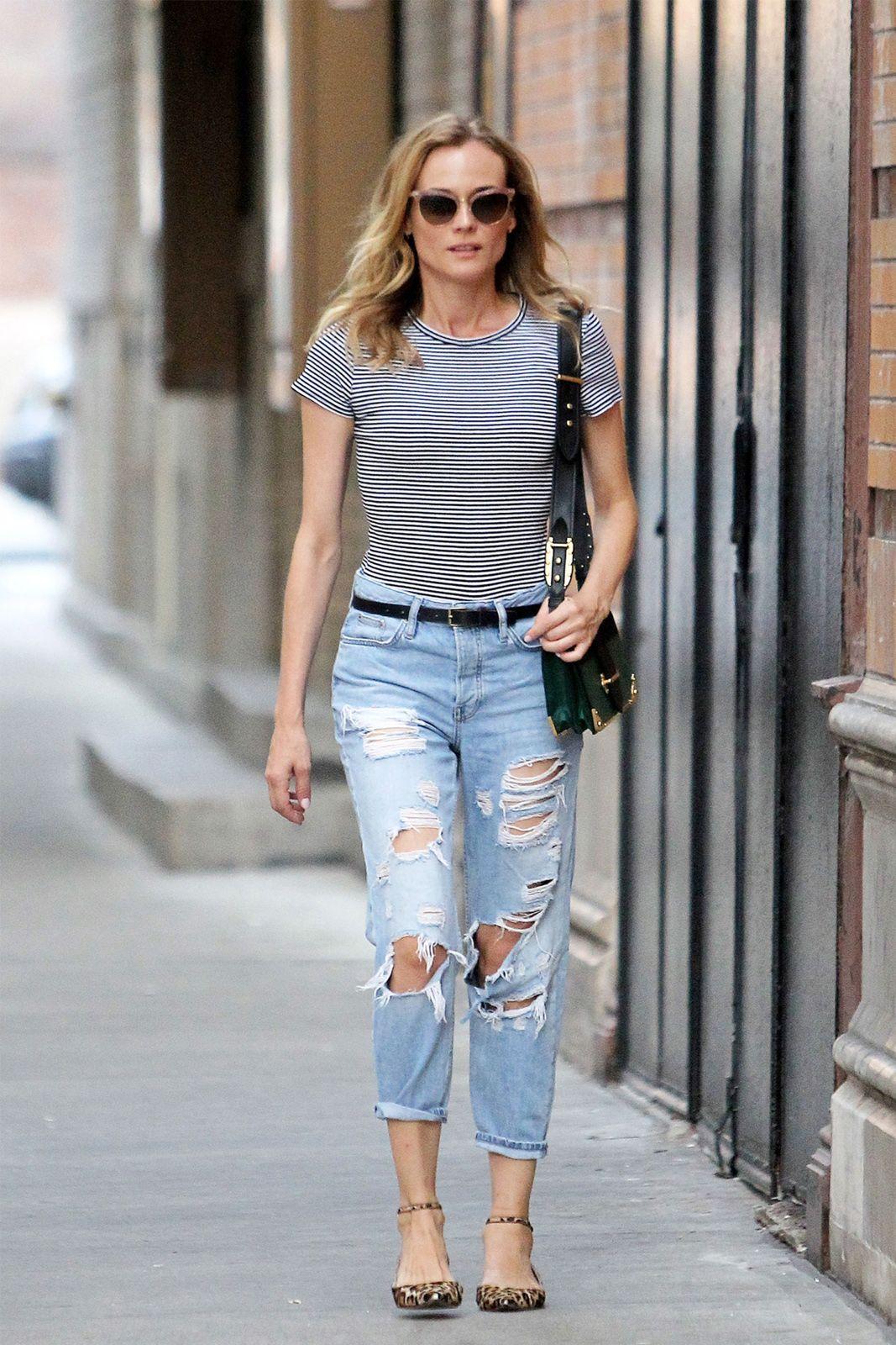 Move Over Skinny Jeans! Ini Saatnya Tampil Modis dengan Boyfriend Jeans!