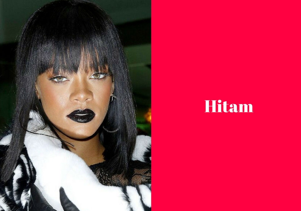 11 Inspirasi Warna Lipstik untuk Kulit Sawo Matang a la Rihanna
