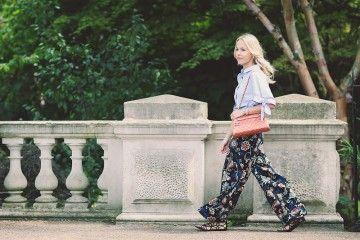 Ini Tips Tampil Trendi dan Elegan dengan Wide Leg Pants