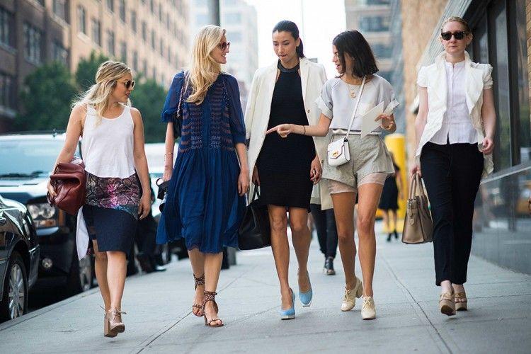 3 Tips Tampil Fashionable untuk Semua Bentuk Tubuh