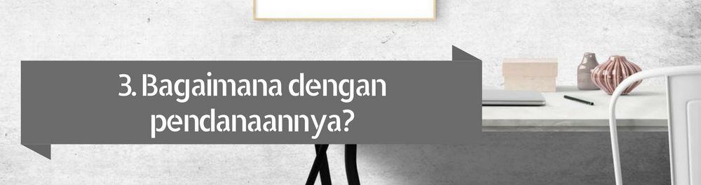 Jangan Berani Buka Bisnis Sebelum Menjawab 5 Pertanyaan Ini!