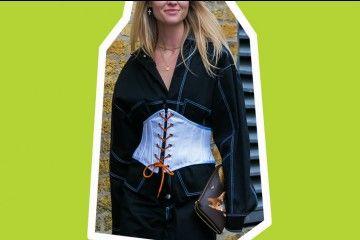 #PopbelaOOTD: Yuk Tambahkan Belt Korset ke dalam Look Kamu!